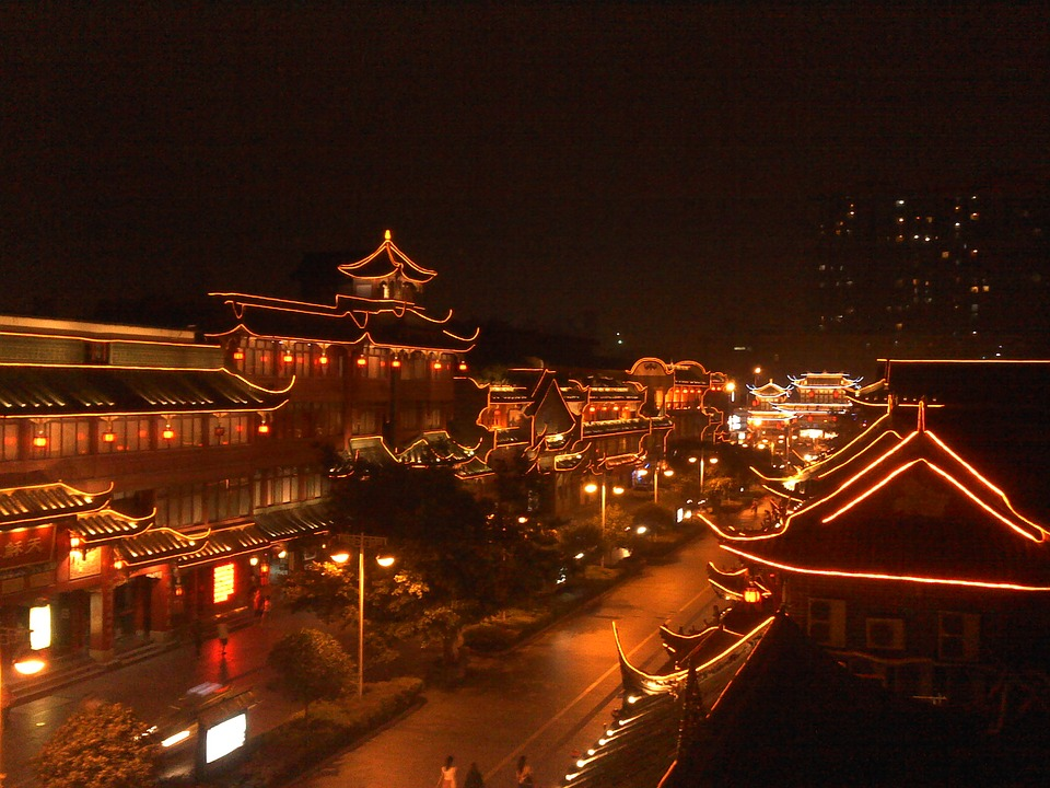 Historical city—Chengdu is waiting for you!