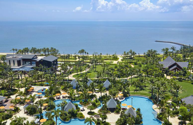 The 5 Best Five-Star Hotels in Hainan, China